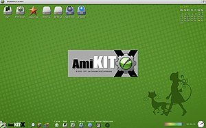 AmiKit screenshot