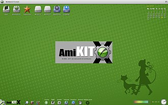 AmiKit - AmiKit screenshot