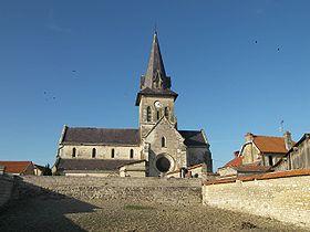 Église Saint Rémi d'Amifontaine