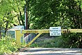 Ampersand Hydro LLC. gate on Mount Ida.jpg