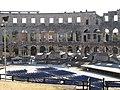 Amphitheatre, Pula, 2008 Croatia P8124432 (3934164392).jpg