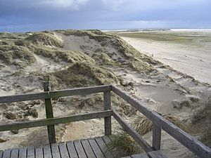 Frisian Islands - Image: Amrum Kniepsand