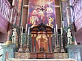 Amsterdam - Museum Ons' Lieve Heer op Solder - altar (front).JPG