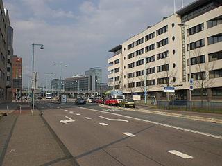 Teleport (Amsterdam) Neighborhood of Amsterdam in North Holland, Netherlands