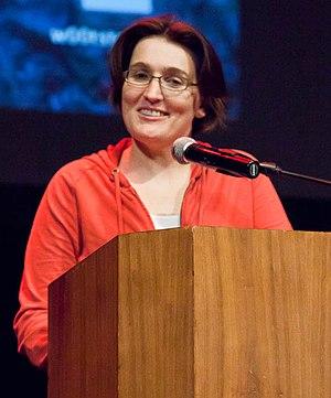 Amy Berg (writer) - Berg in July 2011