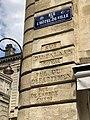 Anciens noms de la rue de l'Hôtel de Ville à Bordeaux.jpg