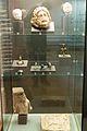 Ancient Roman marble sculptures and small bronzes, Prague, Kinský151152.jpg