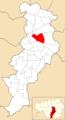 Ancoats and Beswick (Manchester City Council ward) 2018.png