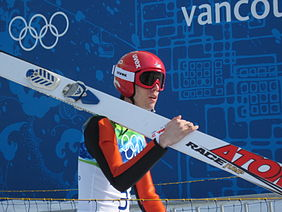 Anders Bardal i Vancouver 2010