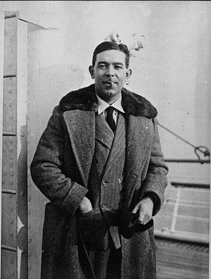 André Dubonnet - André Dubonnet in 1933