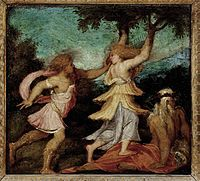 Andrea Schiavone - Apollo and Daphne.jpeg