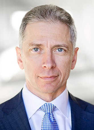 Under Secretary of Commerce for Intellectual Property - Image: Andrei Iancu official photo