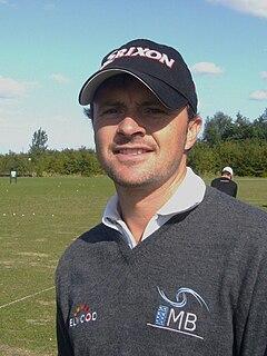 Andrew Marshall (golfer) English golfer