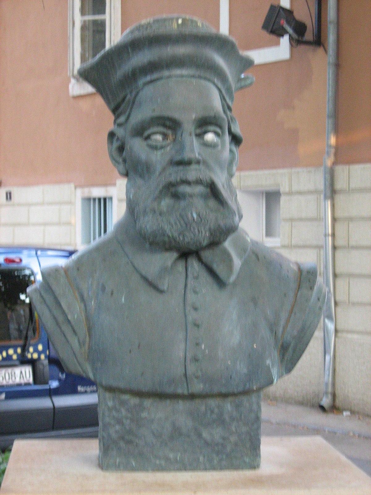 Datoteka Andrija Medulic Zadar Jpg Wikipedija