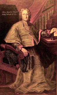 Andrzej Chryzostom Załuski Polish bishop