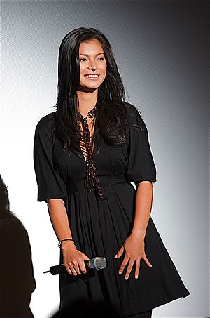 Angel Locsin, Filipino actress