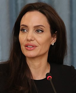 Angelina Jolie March 2017