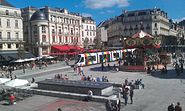 Angers - Tramway - Place du Ralliement
