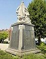 Aniche - Monument aux morts de la Première Guerre mondiale (04).JPG