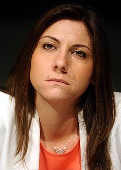 Anna Ascani - International Journalism Festival 2015.JPG