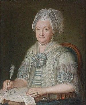Anna Magdalena Godiche - Anna Magdalena Godiche, 1776