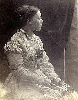 Anne Isabella Thackeray Ritchie novelist