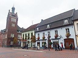 Kirchplatz in Willich