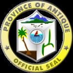 Offizielles Siegel der Provinz Antique
