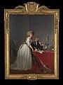 Antoine Laurent Lavoisier (1743–1794) and His Wife (Marie Anne Pierrette Paulze, 1758–1836) MET DP-13140-001.jpg