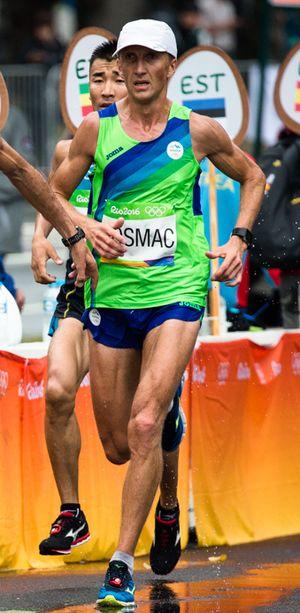 Anton Kosmač - Kosmač at the 2016 Olympics