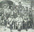 Anton Ukmar med svojimi italijanskimi soborci.jpg