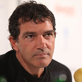 Antonio Banderas in 2009