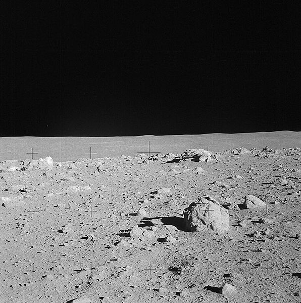 File:Apollo 14 cone crater boulders.jpg