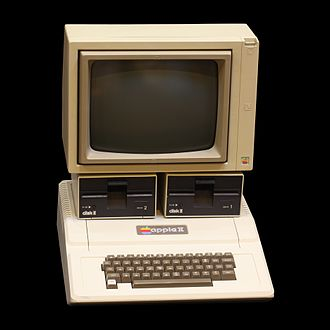 Apple II - Image: Apple II IMG 4212