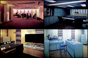 Apple Corps - Apple Studio in 1971