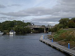 Approach to Naburn Bridge - geograph.org.uk - 1512256.jpg