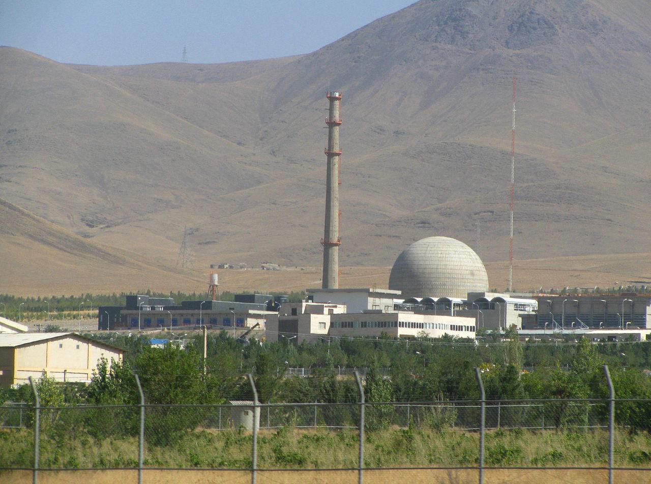 البرنامج النووي الإيراني: طهران تبدأ تشييد مفاعلين جديدين في بوشهر 1280px-Arak_Heavy_Water4