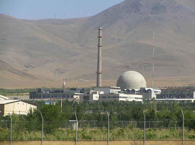 The Arak heavy water reactor