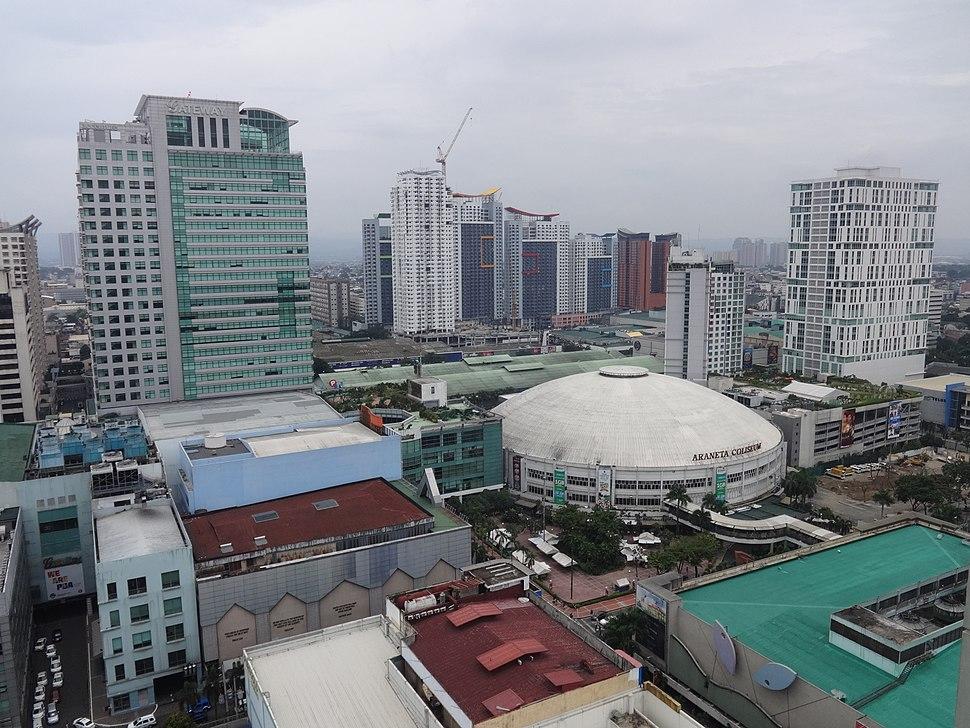 Araneta Center (Cubao, Quezon City)(2017-08-13)