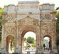Arch in Orange, France Aug 2013 - Front.jpg