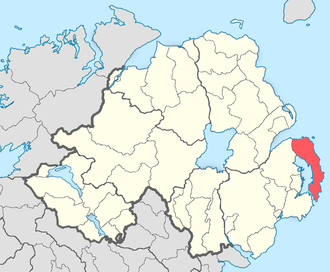 Ards (territory) - Image: Ards Old