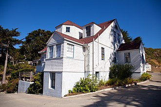 National Register of Historic Places listings in Mendocino County, California - Image: Arena Cove Historic District 53
