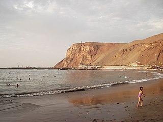 Province in Arica y Parinacota, Chile