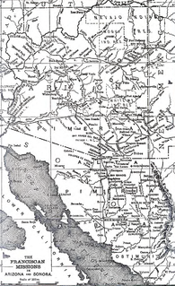 Pimería Alta Viceroyalty of New Spain area now called Pimeria Alta
