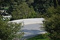 Arlington National Cemetery - JFK Grave Site plaza 2 - 2011.jpg