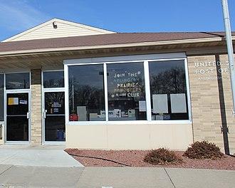 Arlington, Wisconsin - Image: Arlington Wisconsin Post Office