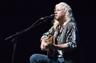 Arlo Guthrie - Guthrie performing with the Guthrie Family Legacy Tour 2007