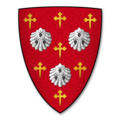 Armorial Bearings of the DAVENANT family of Clearbrooke, Pembridge, Herefs.png