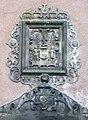 Arms of Sir William Alexander on Argylls Lodging (geograph 2720757).jpg
