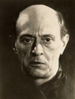 Homem ray.jpg Arnold Schönberg